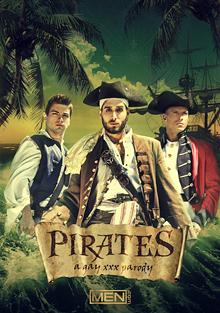 Pirates: A Gay XXX Parody cover