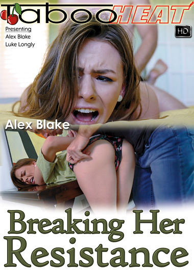 Alex Blake In Breaking Her Resistance cover