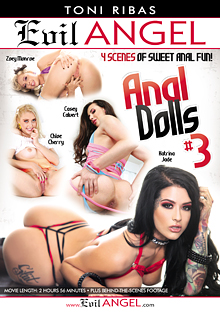 Anal Dolls 3 cover