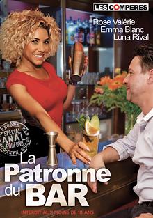 La Patronne Du Bar cover