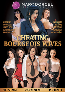 Cheating Bourgeois Wives cover