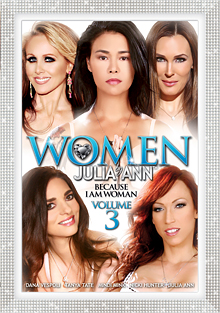 Women By Julia Ann 3 cover