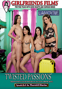 Twisted Passions 20 cover