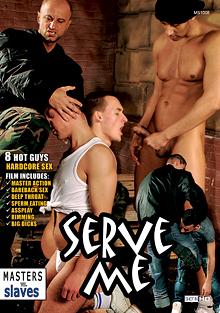Serve Me cover