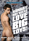 Hungry Boy Holes Love Big Toys