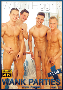 Wank Parties Plus From Prague 30 cover