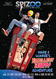 Mark And Donnie's Excellent 3way Adventure cover