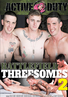 Battlefield Threesomes 2 cover