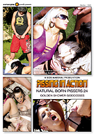 Pissing In Action: Natural Born Pissers 24