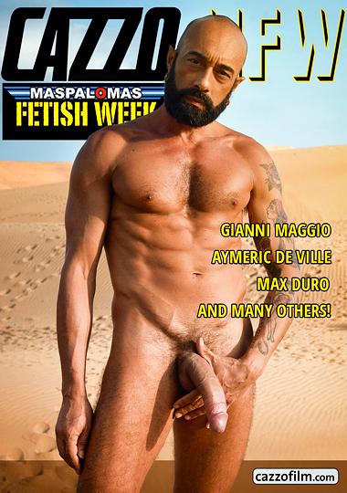 Cazzo MFW cover