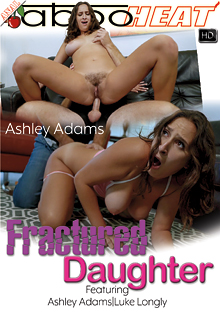 Ashley Adams In Fractured Daughter cover
