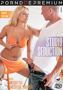 Studio Seduction 3 cover