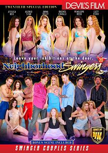 Neighborhood Swingers 20 cover