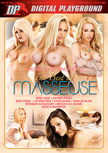 The Best Of Masseuse cover
