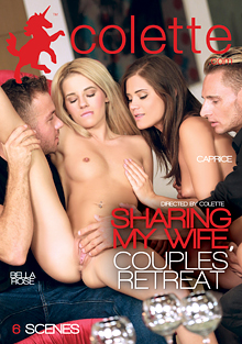 Sharing My Wife, Couples Retreat cover