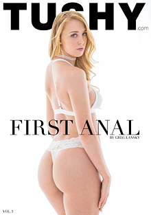 First Anal 5 cover