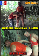 Delta Kobra Fucks A Bear XXL Exhib