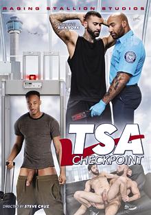 TSA Checkpoint cover