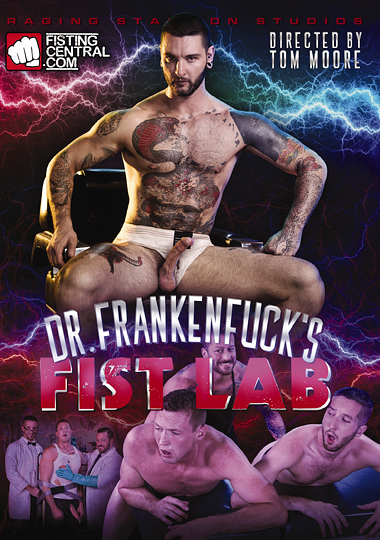 Dr. FrankenFuck's Fist Lab cover