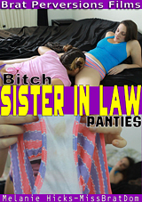 Bitch Sister In Law Panties