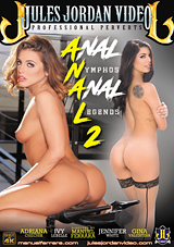 Anal Nymphos Anal Legends 2