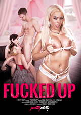 fucked up, pretty dirty, porn, lyra louvel, weird sex, unusual porn, threeway, threesome, 3-way, lana adams, marcus dupree, lyra law
