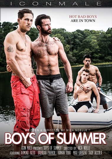 Boys of Summer Cover Front