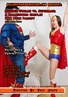 Wonder Woman Vs. Superman: A Ballbusting Cosplay XXX Porn Parody