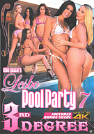 Lesbo Pool Party 7