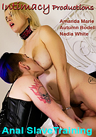 Anal Slave Training