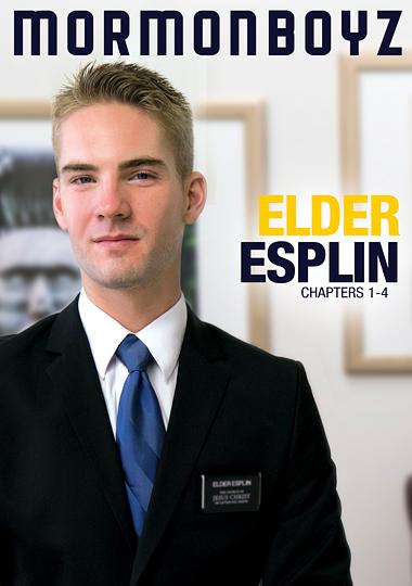 Elder Esplin Chapters 1-4 Cover Front