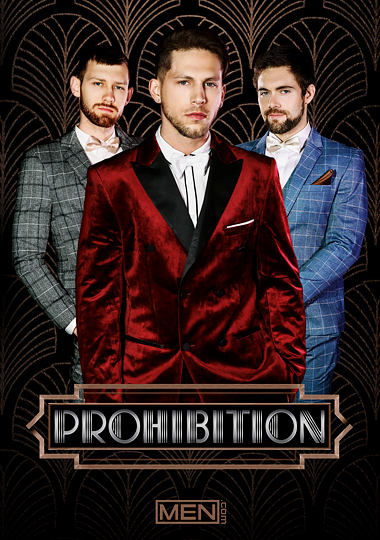 Prohibition Cover Front