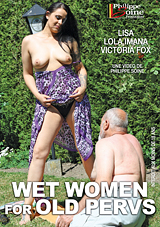 Wet Women For Old Pervs
