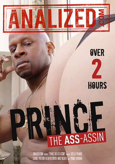 Prince The Ass-assin cover