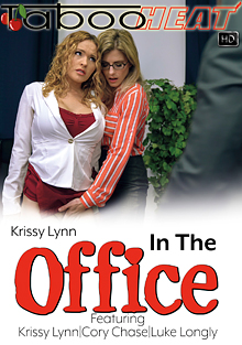 Krissy Lynn In The Office cover