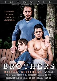 Brothers 3: Blood Brothers cover