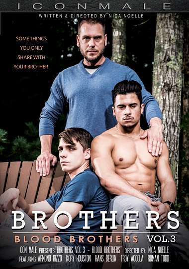 Brothers 3 Blood Brothers Cover Front