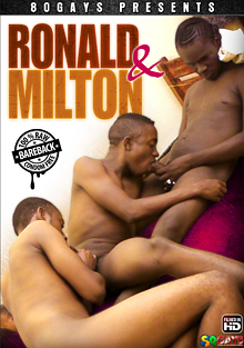 Ronald And Milton cover