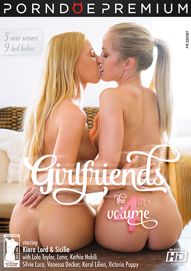 Girlfriends 4 cover