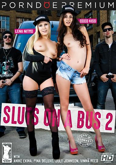 Sluts On A Bus 2 cover