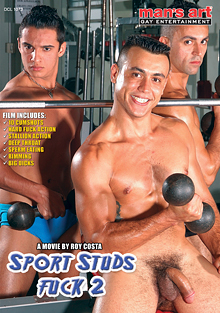 Sport Studs Fuck 2 cover