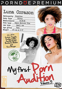 My First Porn Audition 5 cover