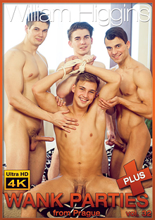 Wank Parties Plus From Prague 32 cover