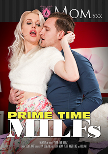 Prime Time MILFs cover