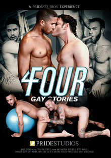 Four Gay Stories cover