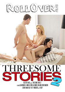 Threesome Stories 2 cover