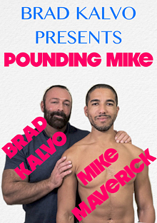 Pounding Mike cover