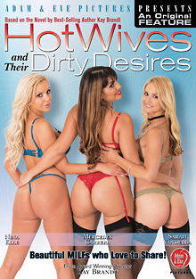 Hot Wives And Their Dirty Desires cover