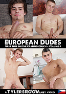 European Dudes First Time On The Casting Couch 4