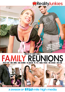 Family Reunions cover